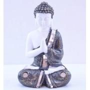 Estatua Imagem de Buda Mod A De Resina Importado