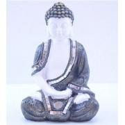 Estatua Imagem de Buda Mod B De Resina Importado