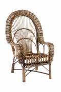 Cadeira Aba sem almofada 110x72x75cm