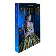 Livro Caixa Decorativo Book Box Catarina 36X27X5Cm
