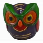 Estatua Imagem de Corujinha E Color P Imp