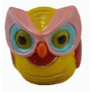 Estatua Imagem de Corujinha I Color P Imp