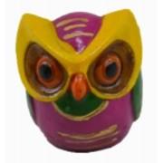 Estatua Imagem de Corujinha O Color P Imp