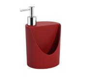 Dispenser Romeu & Julieta Basic Vermelho Bold 600 ml