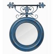 Espelho Redon Azul Velho