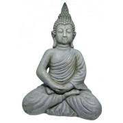 Estatueta Decorativa Buda 51x28x61,5cm
