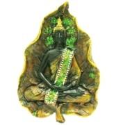 Folha Buda Mão Cruzada Importado