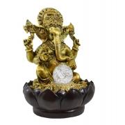 Fonte Zen de Água Ganesha C/ Bola