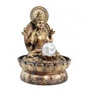 Fonte Zen de Água Lakshmi Com Bola