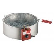 Fritador Eletrico 7 Litros Malta 110 V - Fritadeira