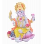 Ganesha Mini de Resina Importado