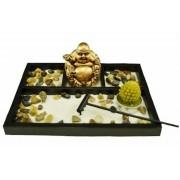 Jardim Zen Buda Gordo Importação