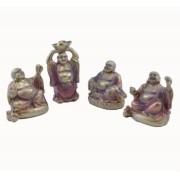 Jogo Com 4 Budas Importado