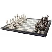 Jogo De Xadrez Com Peças De Alumínio