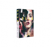 Livro Caixa Decorativo Book Box Ela Collage