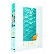 Livro Caixa decorativo Book Box Mermaid