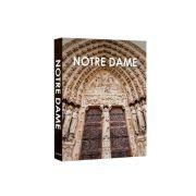 Livro Caixa Decorativo Book Box Notre Dame 30x24x4 cm