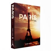 Livro Caixa Decorativo Book Box Paris Fullway