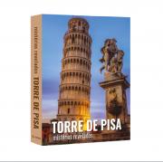 Livro Caixa Decorativo Book Box Torre De Pisa