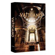 Livro Caixa Decorativo Book Box Vaticano