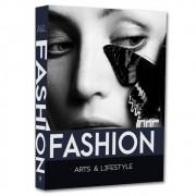Livro Caixa Decorativo Book Fashion Art & Lifestyle