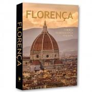 Livro Caixa Decorativo Book Florença
