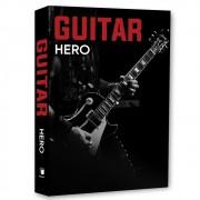 Livro Caixa Decorativo Book Guitar Hero