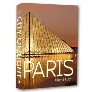 Livro Caixa Decorativo Book Paris 36x27x5cm