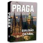 Livro Caixa Decorativo Book Praga 36x27x5cm