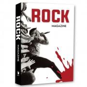 Livro Caixa Decorativo Book Rock Magazine 36x27x5cm