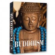 Livro Caixa Decorativo Book The Secrets of Buddhism