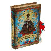 Livro Caixa Menino Jesus de Praga