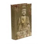 Livro Refúgio Divino Buda 24x16x8cm