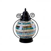 Luminária Marroquina Com Madrepérola
