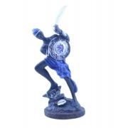 Estatua Imagem de Ogum Pequeno