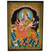 Estatua Imagem de Pano G Durga