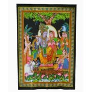 Pano G Krishna Com A Família