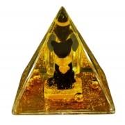 Pirâmide Bastet Porta Caneta Importação