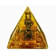 Pirâmide Chacal Porta Caneta Importação