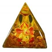 Pirâmide Ganesha Porta Caneta Importação
