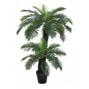 Planta Artificial Palmeira Xaxim 120cm