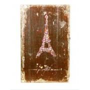PORTA CHAVES TORRE EIFFEL PARIS OLDWAY 33X21X9CM