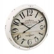 Relógio Branco Champs Elysees