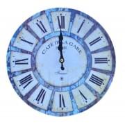 Relógio De Parede Café De La Gare
