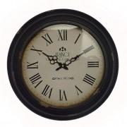 Relógio De Parede France Ferro F Branco