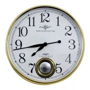 Relógio De Parede Marie Gold