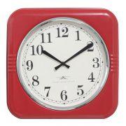 Relógio De Parede Mia Red
