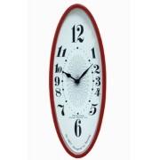 Relógio De Parede Paty Red
