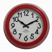 Relógio De Parede Sally Red