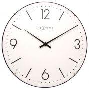 Relógio Parede Basic Dome White Nextime